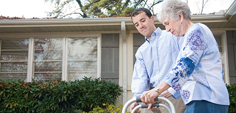 Home Evaluation for Mobility Issues